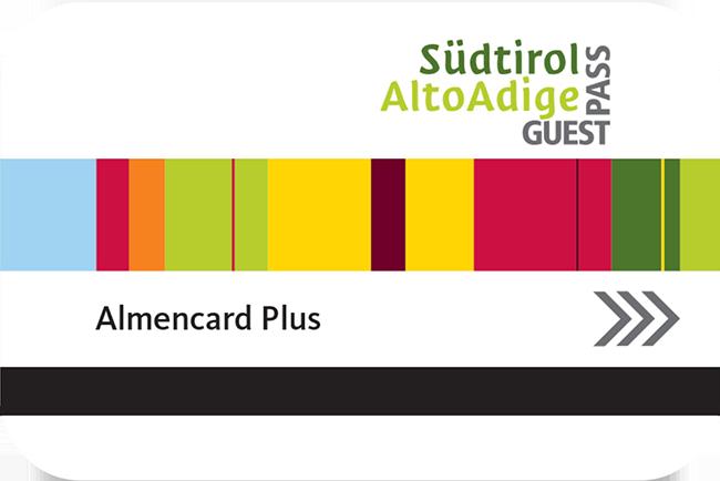 Almencard Plus - Gratuito per la vostra vacanza