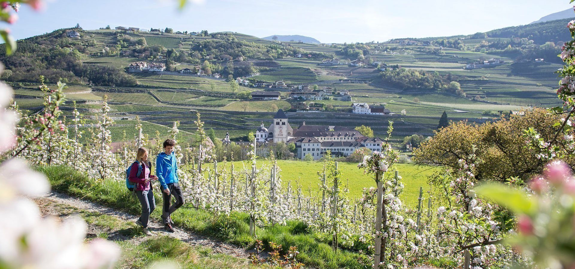 Frühlingsferien in Südtirol