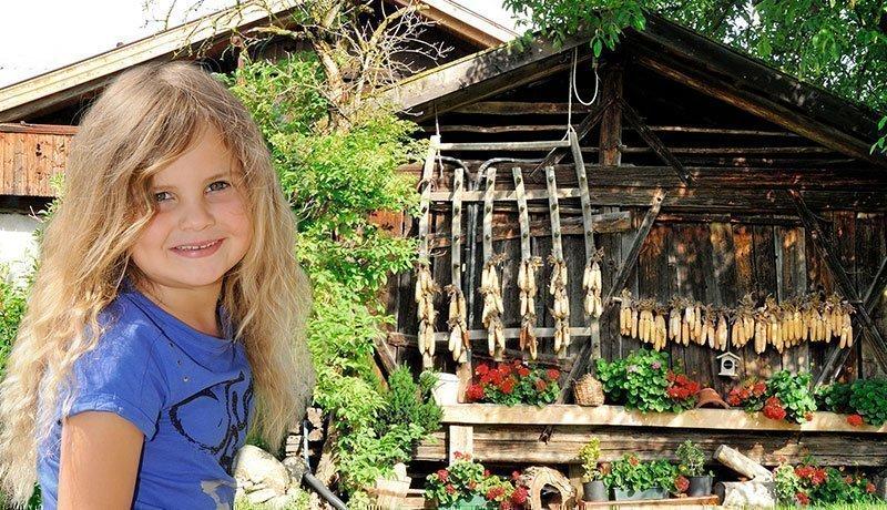 Bauernhof in Südtirol