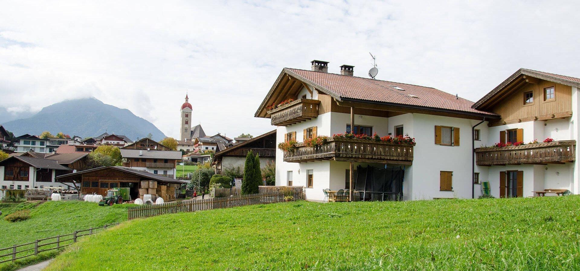 Der Grafhof in Natz/Schabs